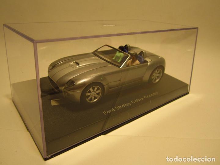Slot Cars: FORD SHELBY COBRA CONCEPT AUTOART NUEVO - Foto 2 - 184820966