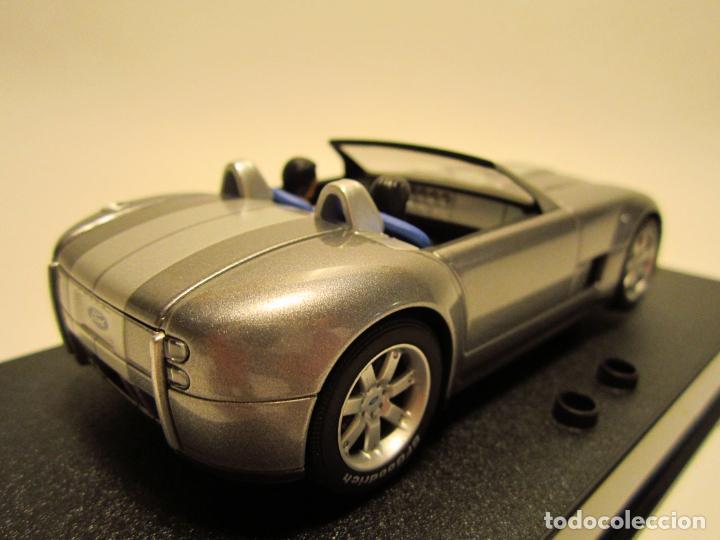 Slot Cars: FORD SHELBY COBRA CONCEPT AUTOART NUEVO - Foto 6 - 184820966