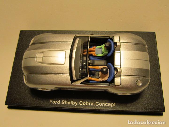 Slot Cars: FORD SHELBY COBRA CONCEPT AUTOART NUEVO - Foto 7 - 184820966