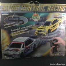 Slot Cars: CIRCUITO COCHES-RADIO CONTROL RACING-NIKKO. Lote 184848521