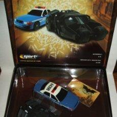 Slot Cars: SUPERSLOT BATMAN BEGINS EDICION LIMITADA REF.-C2669A. Lote 186368986