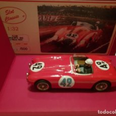 Slot Cars: SLOT CLASSIC CJ-39 OSCA MT4 #42 LE MANS 54 RTR. Lote 187205498