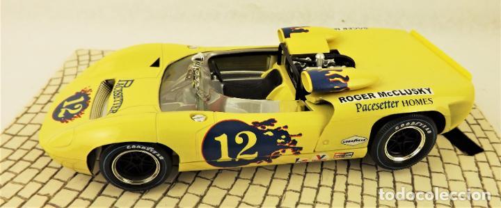 Slot Cars: Sloter Classics Lola T70 Spyder Serie limitada 1500 unidades - Foto 3 - 187382765