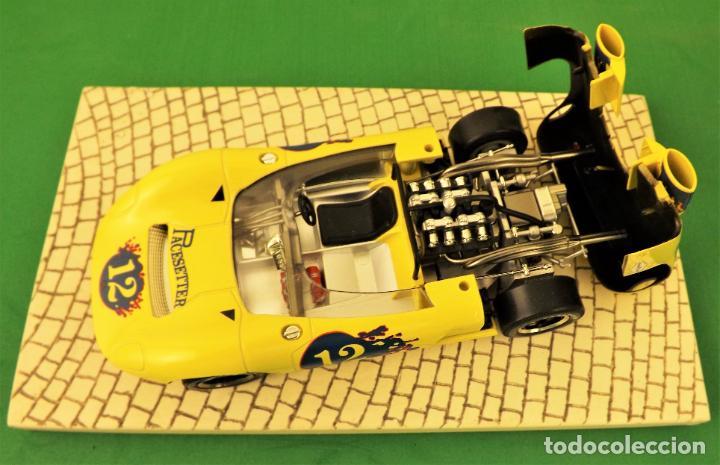 Slot Cars: Sloter Classics Lola T70 Spyder Serie limitada 1500 unidades - Foto 10 - 187382765