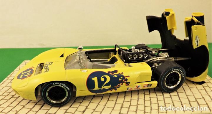 SLOTER CLASSICS LOLA T70 SPYDER SERIE LIMITADA 1500 UNIDADES (Juguetes - Slot Cars - Magic Cars y Otros)