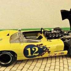 Slot Cars: SLOTER CLASSICS LOLA T70 SPYDER SERIE LIMITADA 1500 UNIDADES. Lote 187382765