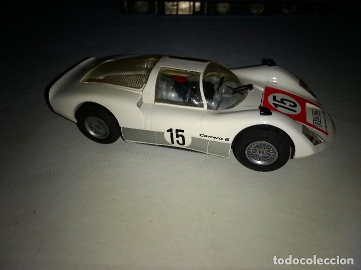Slot Cars: PORSCHE CARRERA 6 SLOT 1/24 CARRERA EXCLUSIV PARA SCALEXTRIC - Foto 3 - 187628236