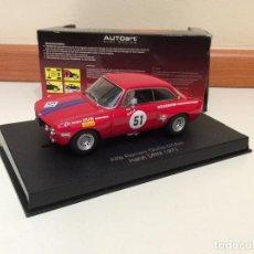 Slot Cars: ALFA ROMEO GIULIA GTA 1971 AUTO ART. Lote 188433953