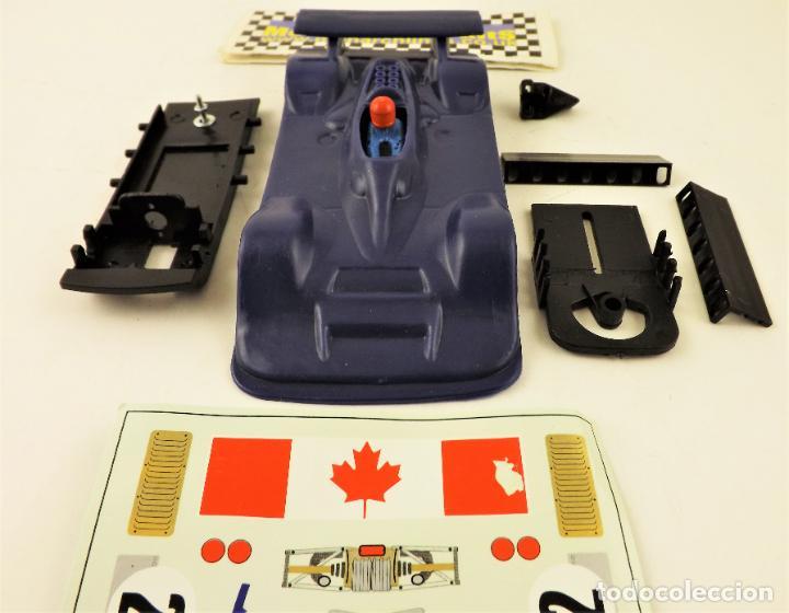 Slot Cars: BUM SLOT Kit Wolf Dallara - Foto 2 - 238400235