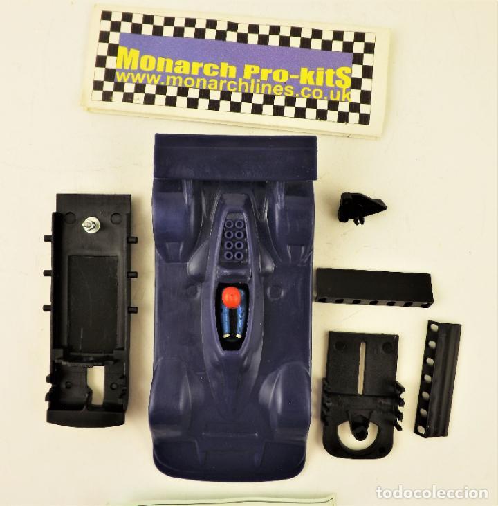 Slot Cars: BUM SLOT Kit Wolf Dallara - Foto 4 - 238400235