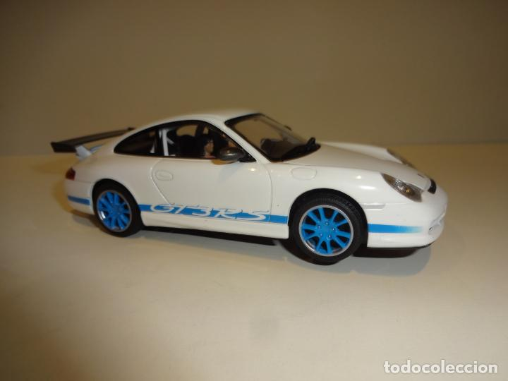 Slot Cars: Auto Art. Porsche 911 - 996 GT3 RS Blanco - Foto 2 - 188752546
