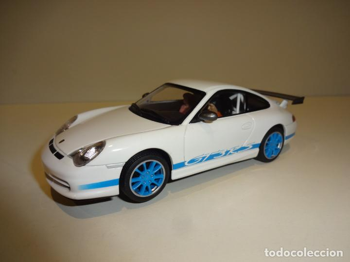 AUTO ART. PORSCHE 911 - 996 GT3 RS BLANCO (Juguetes - Slot Cars - Magic Cars y Otros)