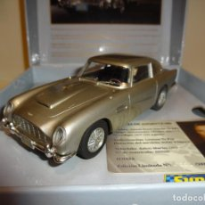 Slot Cars: SUPERSLOT. ASTON MARTIN DB5. JAMES BOND 007. CASINO ROYALE. REF. H3162A. Lote 189119491