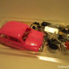 Slot Cars: KIT SEAT 600 REPROTEC COMPLETO NUEVO. Lote 189308273