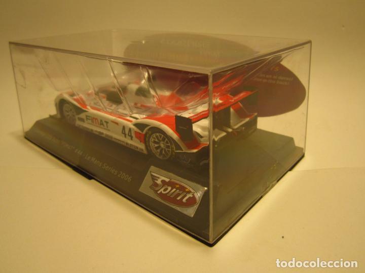 Slot Cars: COURAGE C65 JUDD SPIRIT NUEVO - Foto 3 - 189383833