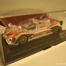 Slot Cars: COURAGE C65 JUDD SPIRIT NUEVO. Lote 189383833