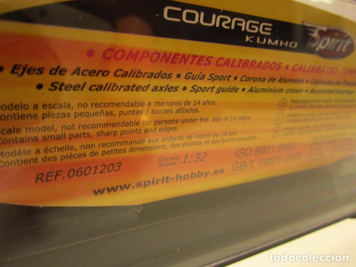 Slot Cars: COURAGE C65 AER SPIRIT NUEVO - Foto 6 - 189384081