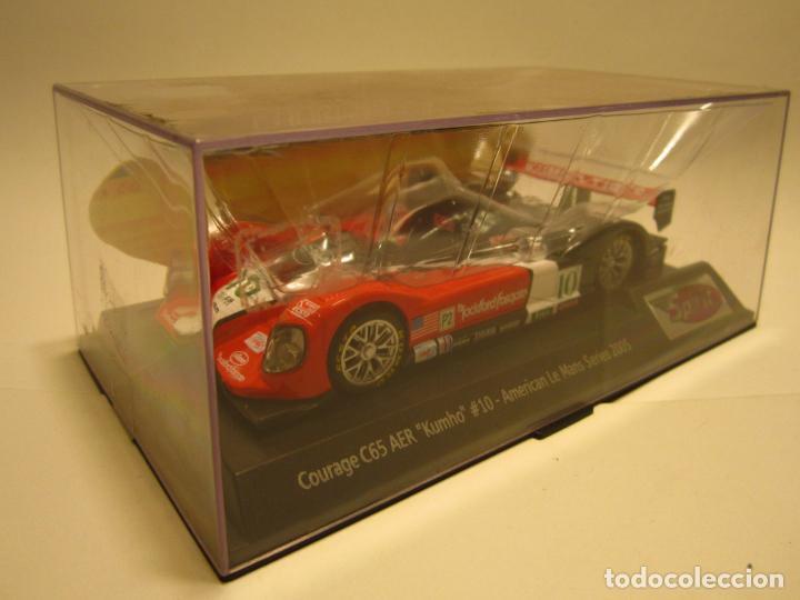 COURAGE C65 AER SPIRIT NUEVO (Juguetes - Slot Cars - Magic Cars y Otros)