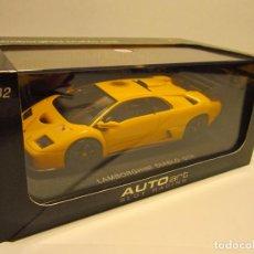 Slot Cars: LAMBOGHINI DIABLO GTR AUTOART NUEVO. Lote 189384272