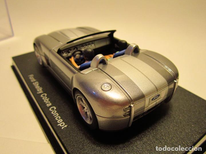 Slot Cars: FORD SHELBY COBRA CONCEPT AUTOART NUEVO - Foto 14 - 184820966