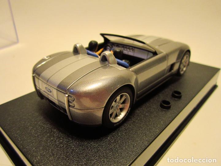 Slot Cars: FORD SHELBY COBRA CONCEPT AUTOART NUEVO - Foto 15 - 184820966
