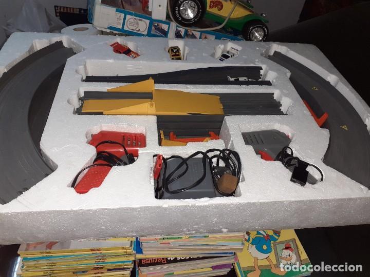 Slot Cars: TCR 7360 Model Iber 1980.Con 4 coches.Ford,BMW y Porsche. - Foto 3 - 189781487