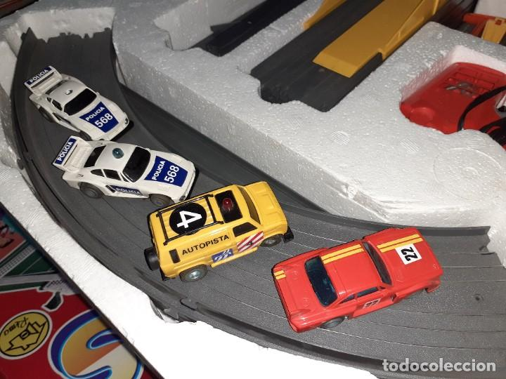Slot Cars: TCR 7360 Model Iber 1980.Con 4 coches.Ford,BMW y Porsche. - Foto 9 - 189781487