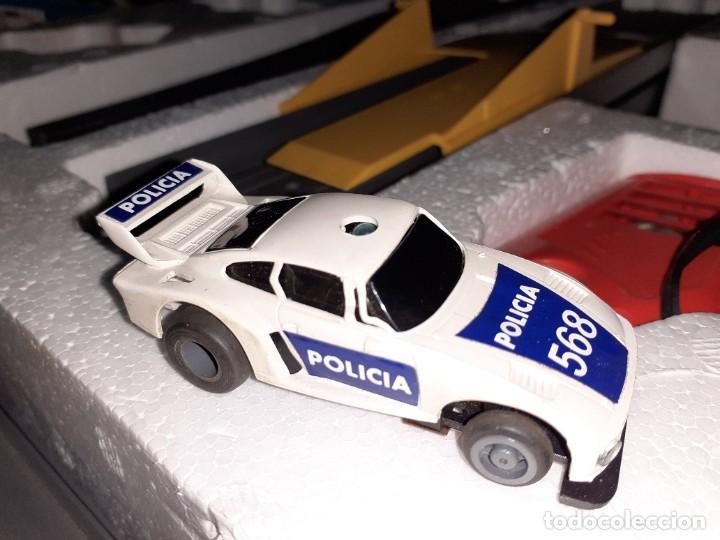 Slot Cars: TCR 7360 Model Iber 1980.Con 4 coches.Ford,BMW y Porsche. - Foto 13 - 189781487