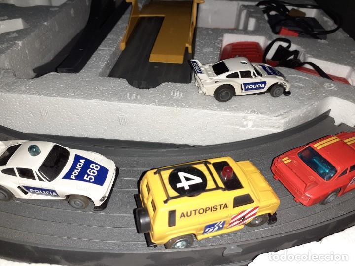 Slot Cars: TCR 7360 Model Iber 1980.Con 4 coches.Ford,BMW y Porsche. - Foto 14 - 189781487