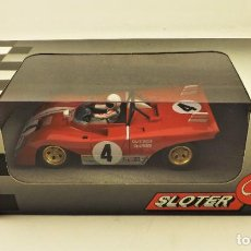 Slot Cars: SLOTER MINIMODELS DAYTONA 1972 CLAY REGAZZONI . Lote 189896891