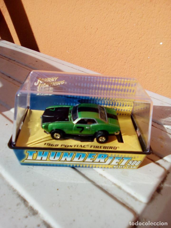 SLOT CAR HO PONTIAC FIREBIRD (Juguetes - Slot Cars - Magic Cars y Otros)