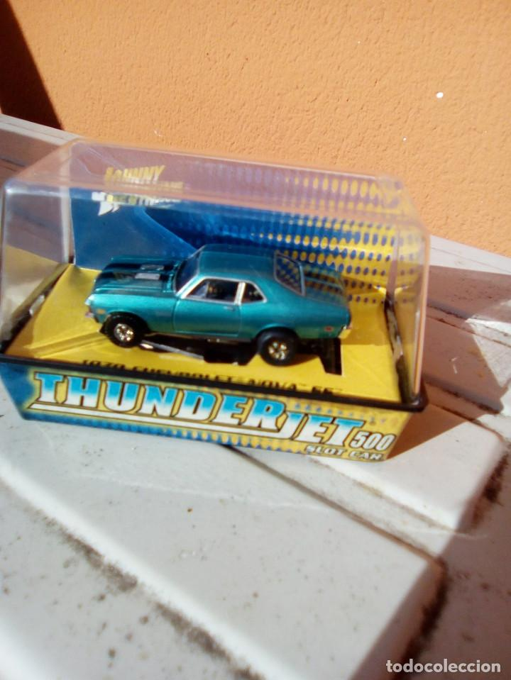 SLOT CAR HO CHEVROLETE HEMI CUDA (Juguetes - Slot Cars - Magic Cars y Otros)