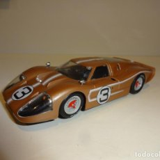 Slot Cars: NSR. FORD GT40 MKIV MARRON. Lote 190576460