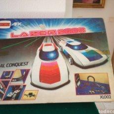 Slot Cars: PISTA LAZER 2000 DE COMANSI. Lote 190703336