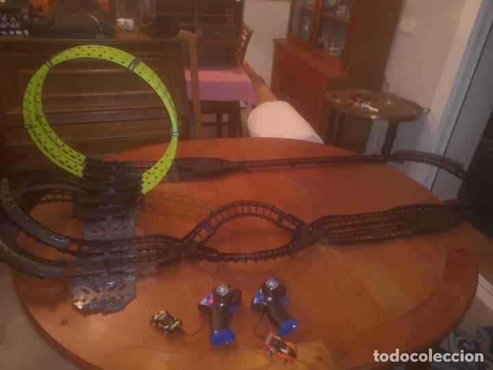 SILVERLIT CIRCUITO DE COCHE 3D 2012 (Juguetes - Slot Cars - Magic Cars y Otros)