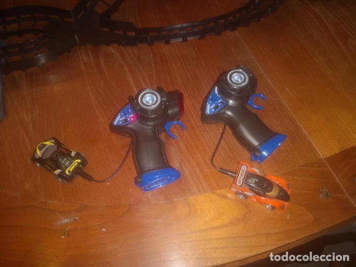 Slot Cars: Silverlit circuito de coche 3D 2012 - Foto 2 - 190881948
