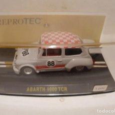 Slot Cars: FIAT ABARTH 1000 TCR DE REPROTEC. Lote 190983385