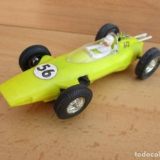 Slot Cars: JOUEF ,LOTUS F1 AMARILLO ESCALA 1/43 MADE IN SPAIN. Lote 191130570