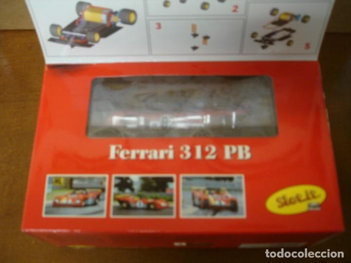 Ferrari PB Chassis.
