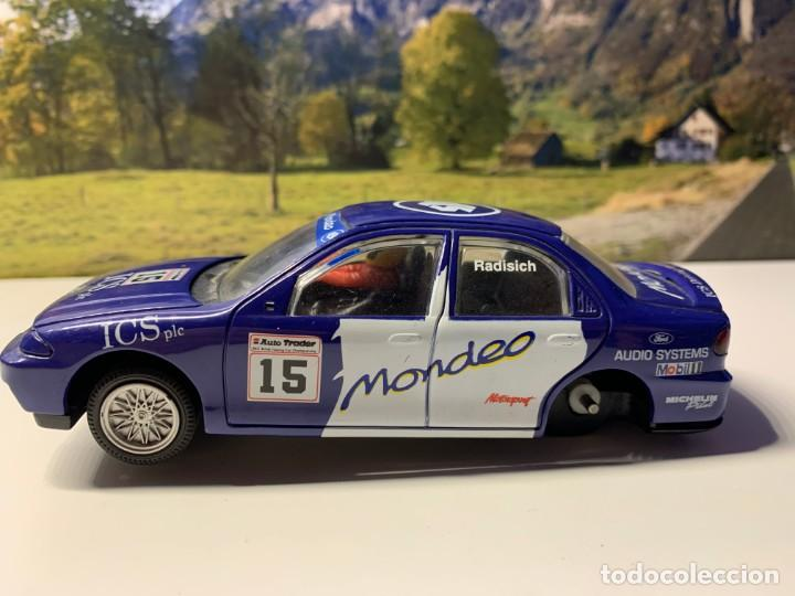 FORD MONDEO HORNBY (Juguetes - Slot Cars - Magic Cars y Otros)