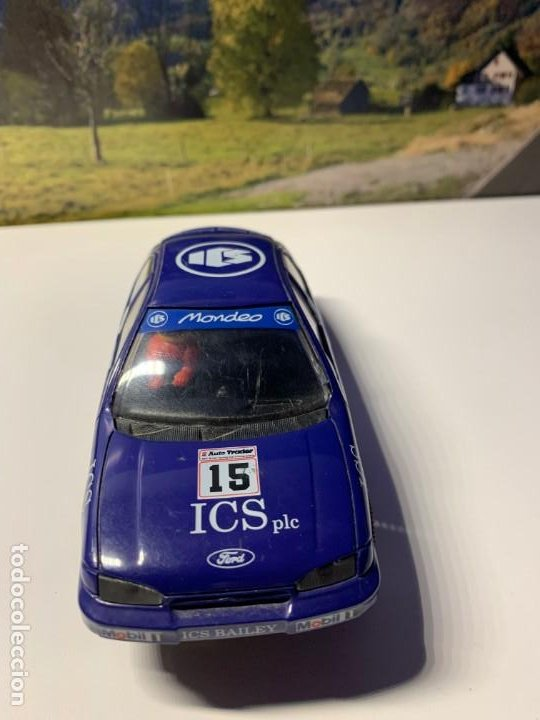 Slot Cars: Ford Mondeo Hornby - Foto 2 - 191363501