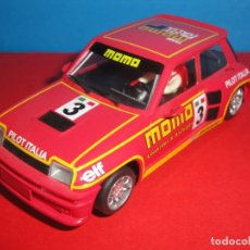 Slot Cars: RENAULT 5 TURBO. SPIRIT. Lote 191380556