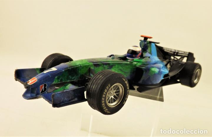 SLOT HORNBY HONDA RACING F1 (Juguetes - Slot Cars - Magic Cars y Otros)