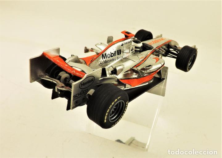 Slot Cars: Slot Hornby Maclaren MP4 21 Vodafone nº 1 - Foto 4 - 191631107
