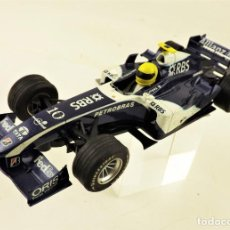 Slot Cars: SLOT HORNBY WILIAMS FW 26. Lote 191631458