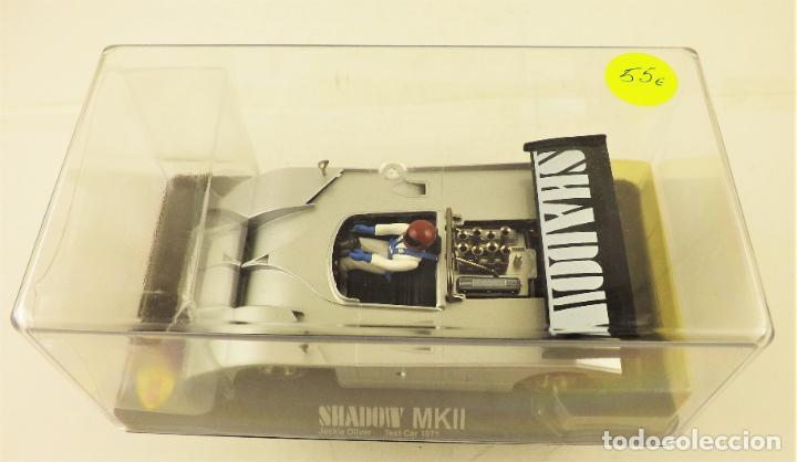 Slot Cars: MG Vanquish slot Shadow MKII Test Car - Foto 2 - 191671915