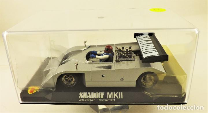 MG VANQUISH SLOT SHADOW MKII TEST CAR (Juguetes - Slot Cars - Magic Cars y Otros)