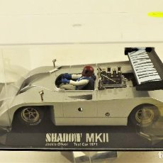 Slot Cars: MG VANQUISH SLOT SHADOW MKII TEST CAR. Lote 191671915