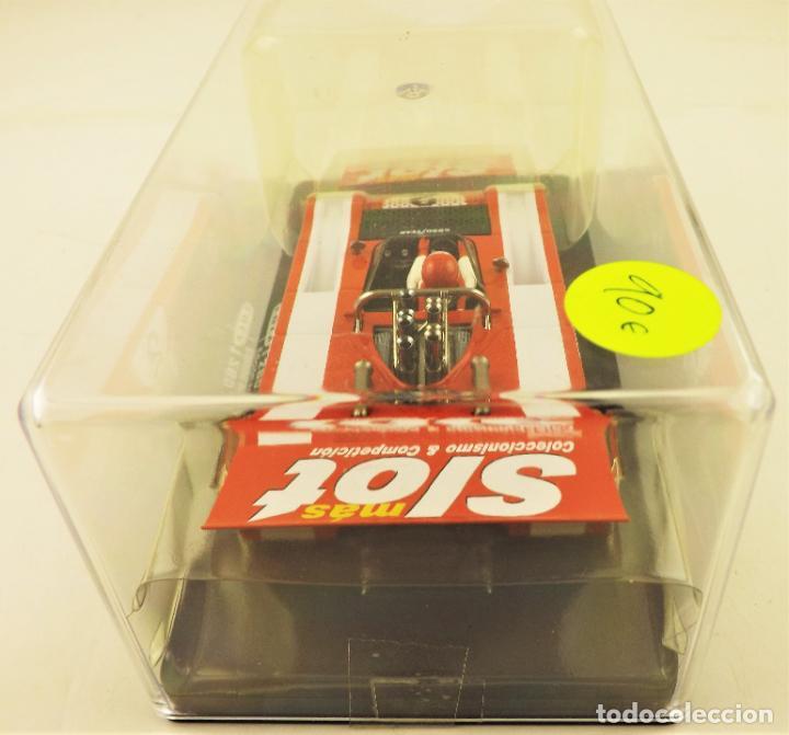 Slot Cars: MG Vanquish slot Lola T260 Edición Más Slot 2004 - Foto 5 - 191672070