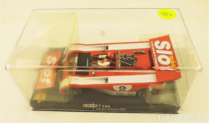 MG VANQUISH SLOT LOLA T260 EDICIÓN MÁS SLOT 2004 (Juguetes - Slot Cars - Magic Cars y Otros)